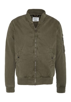 CLAY - Bomber Jacket - kaki