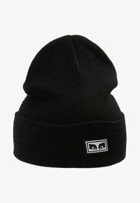 ICON EYES BEANIE - Bonnet - black