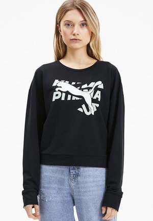 KVINNA - Sweatshirt - black