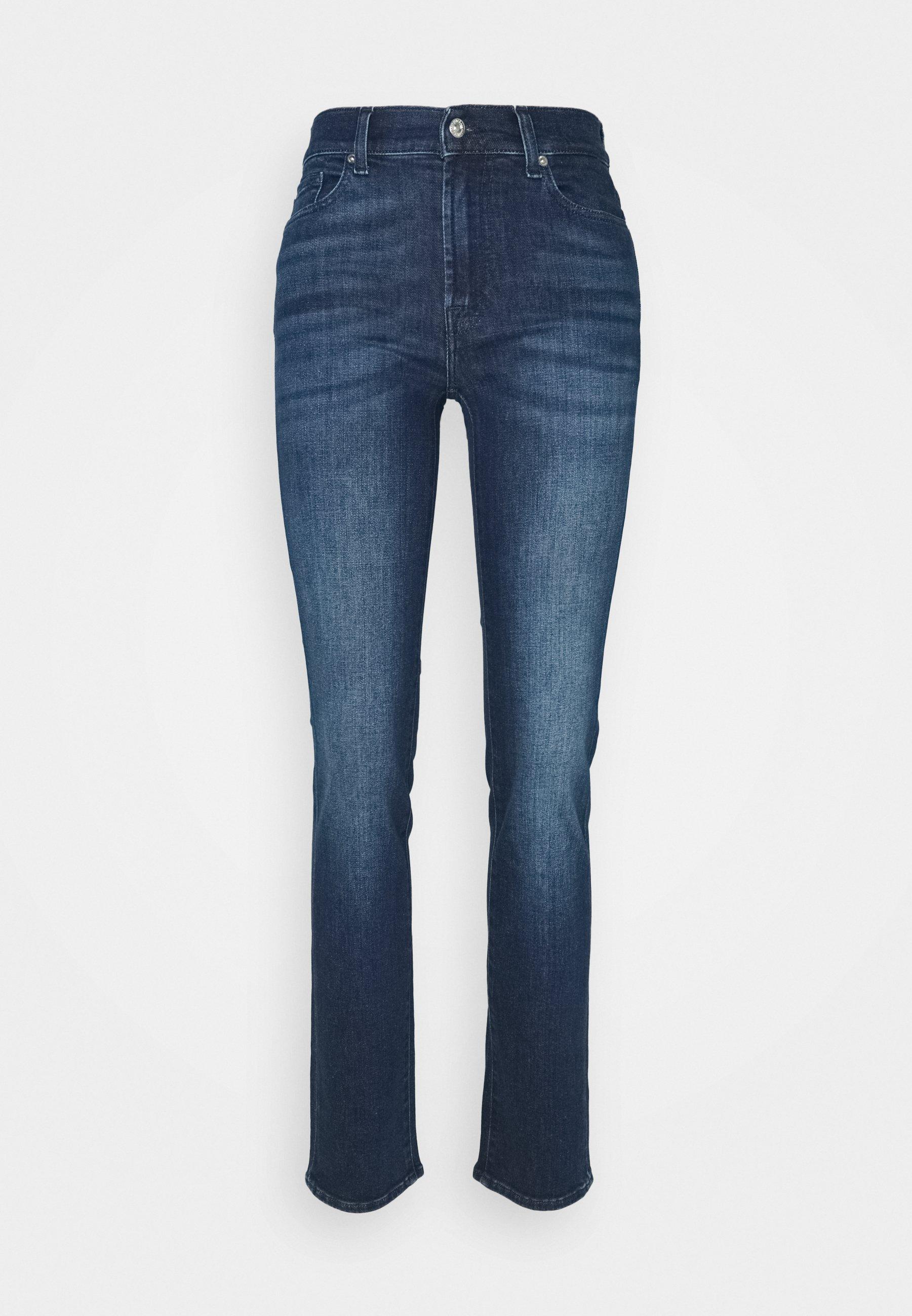 Women THE EXLCUSIVE - Straight leg jeans