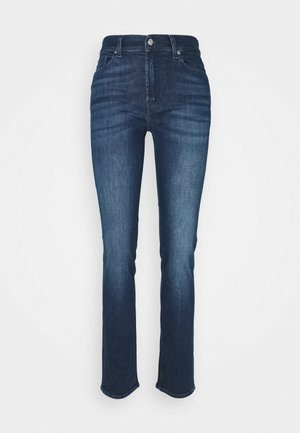 THE EXLCUSIVE - Straight leg jeans - blau