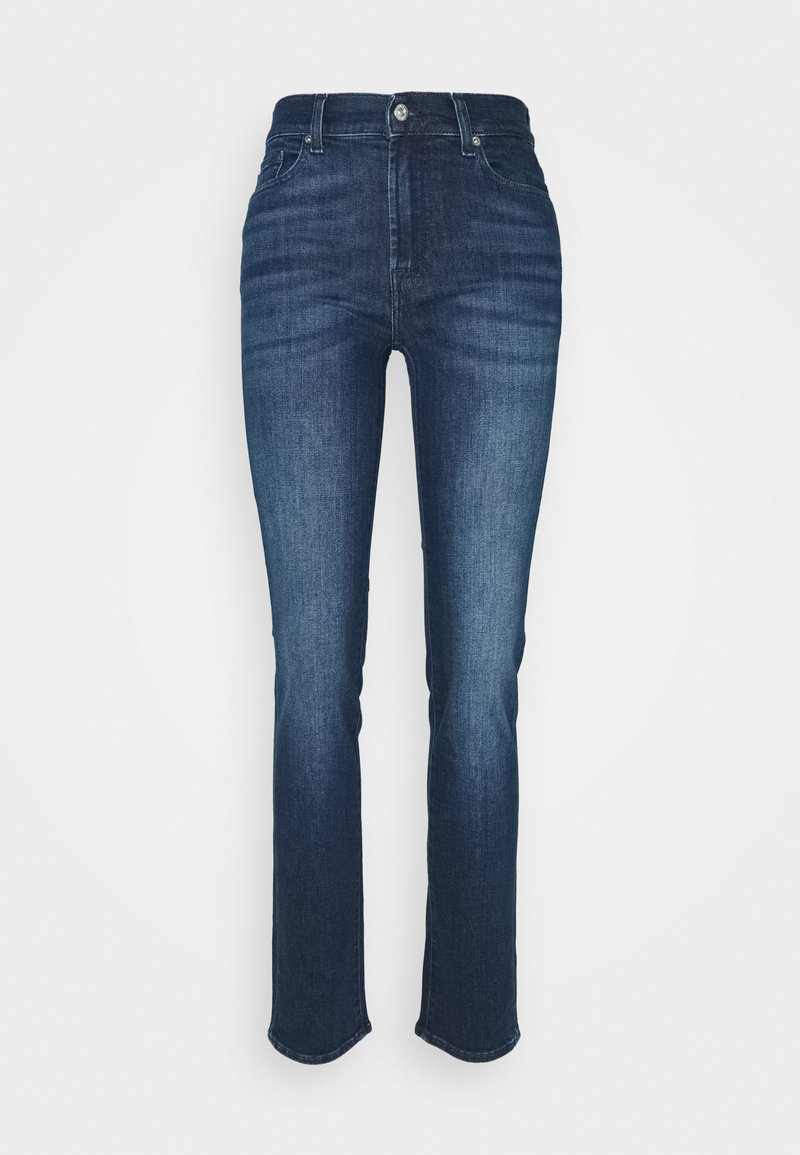 7 for all mankind - THE EXLCUSIVE - Straight leg jeans - blau