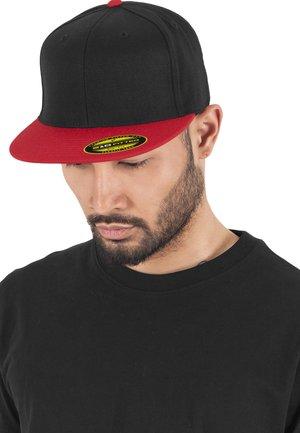 Cap - blk/red