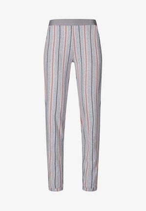 DAMEN HOSE LANG - Pyjama bottoms - grey melange