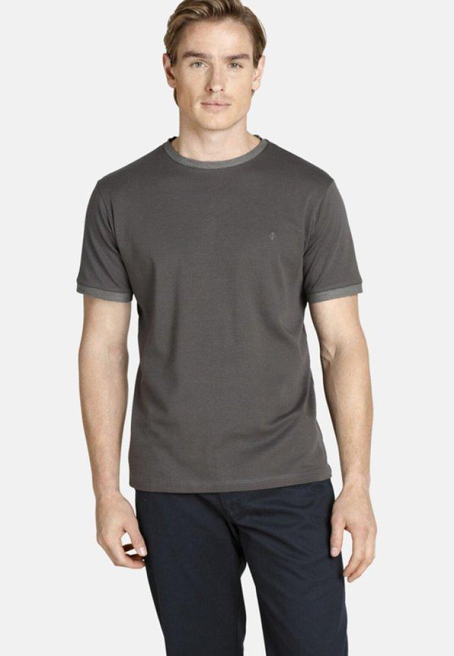 DUKE ENNE - Basic T-shirt - brown