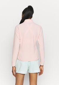 The North Face - GLACIER ZIP MONTEREY - Sweat polaire - evening sand pink - 2
