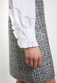 Alberta Ferretti - CAMICIA - Button-down blouse - white - 8