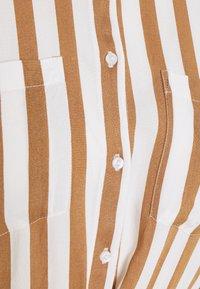 ONLY - ONLTAMARI DRESS - Blousejurk - cloud dancer/beige - 5