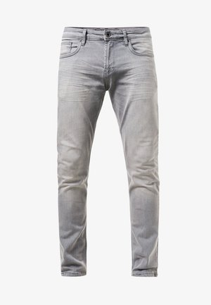 MELVIN - Slim fit jeans - light grey