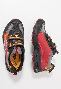 LICO - HOT - Sneakersy niskie - rot/schwarz/gelb - 1