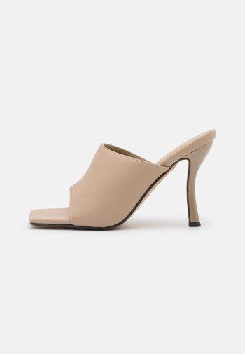 VICE - Sandaler - nude