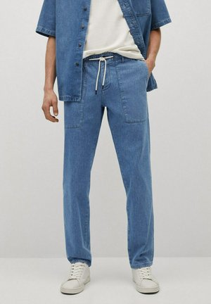 PHIL - Jeans relaxed fit - medium blue