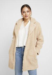 ONLY - ONLAURELIA SHERPA COAT - Winter coat - cuban sand - 0