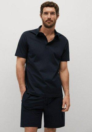 Polo shirt - bleu marine foncé