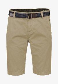 LERROS - Shorts - brindle beige - 6