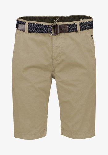Shorts - brindle beige