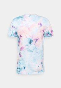 Hollister Co. - Print T-shirt - multicolo/blue - 6