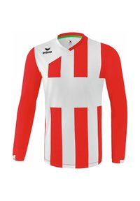 Erima - SIENA - Sports shirt - rot / weiß - 1