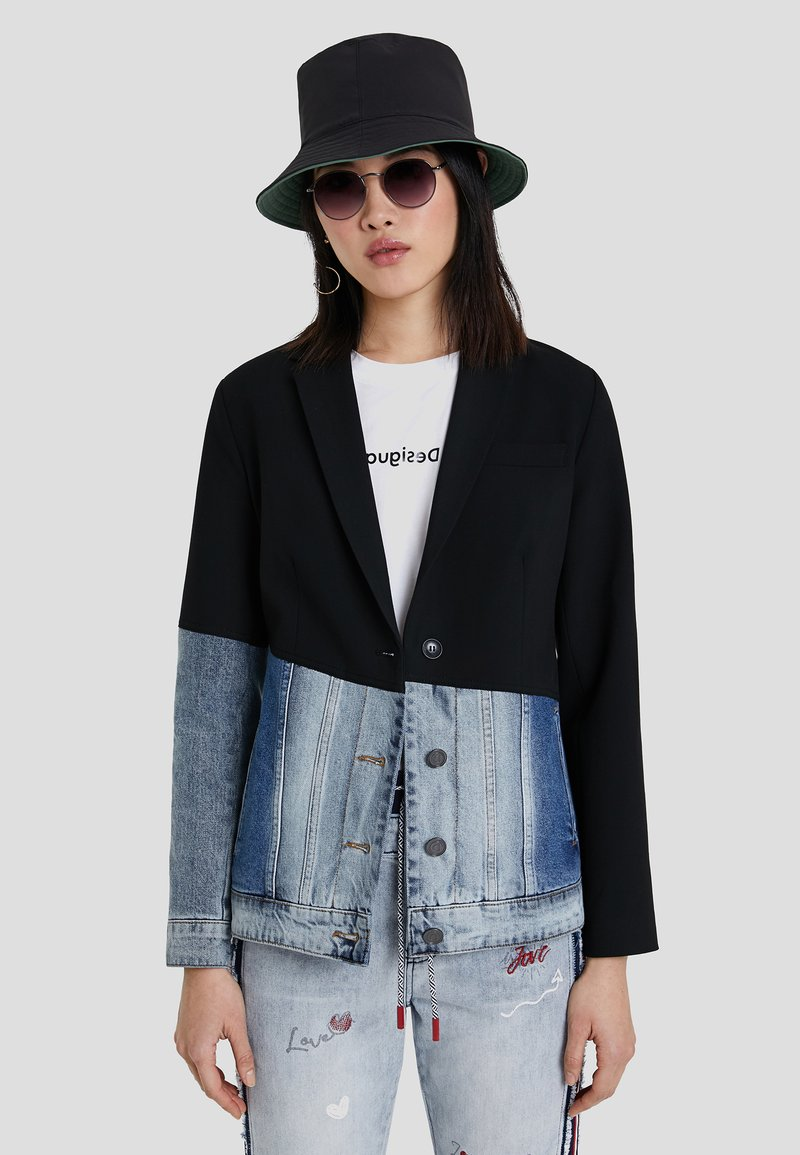 Desigual - AME EIRE - Blazer - black