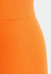 Glamorous - MIDI SKIRT - Jupe crayon - orange - 2