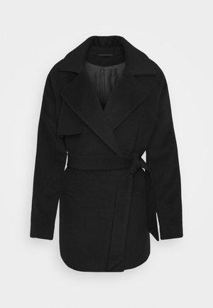 LANA - Winter coat - black