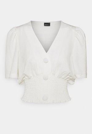 ISABELLA - Blouse - offwhite