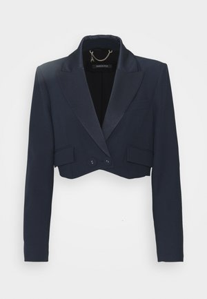 GIACCA JACKET - Blazer - slate blue