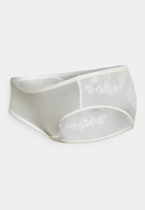 LOUISE MATERNITY LOW WAIST - Briefs - ivory