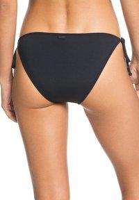 Roxy - BEACH CLASSICS - TIE-SIDE - Bikini bottoms - true black - 3