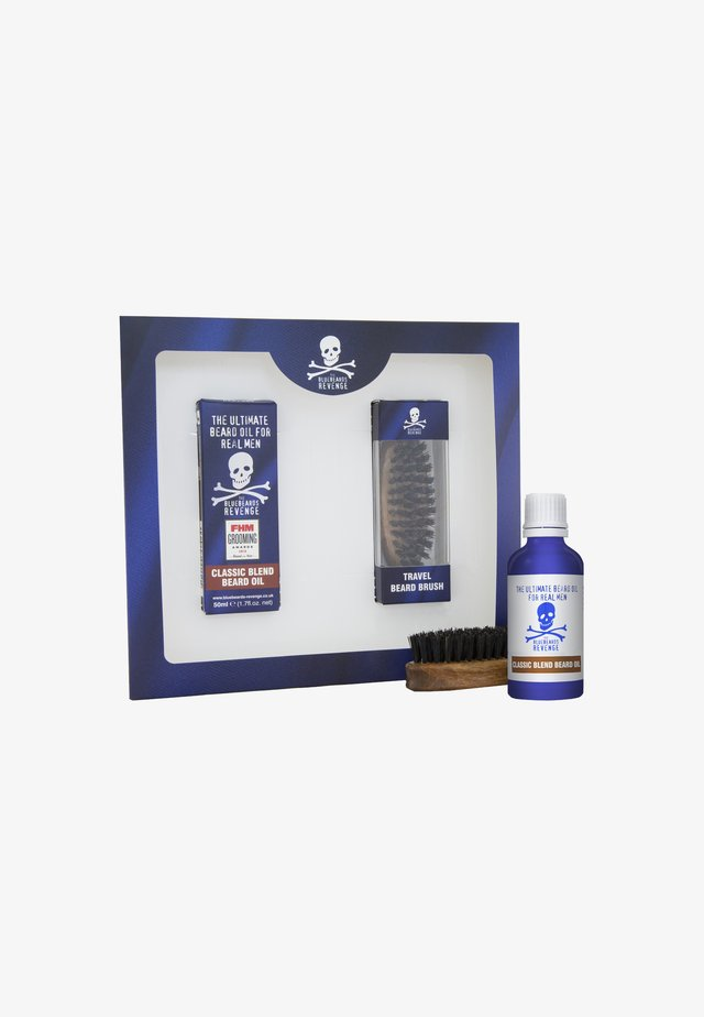 BEARD GROOMING KIT - Shaving set - -