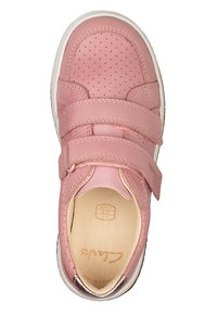 Clarks - FAWN SOLO K - Trainers - light pink lea - 4