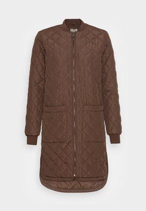 SORITA JACKET - Classic coat - shopping bag