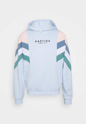 SUD CAP EWAN - Sweatshirt - blue/candy pink