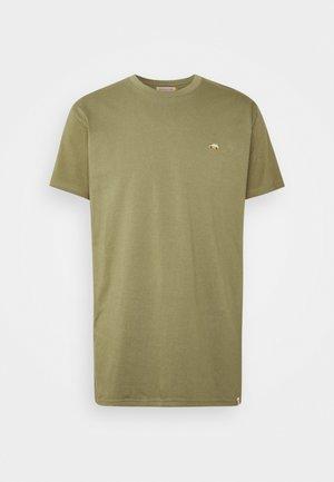 Print T-shirt - army