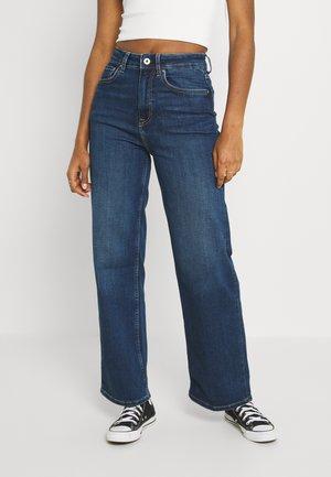 LEXA SKY HIGH - Straight leg jeans - denim