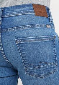 Blend - Jeans slim fit - denim middle blue - 5