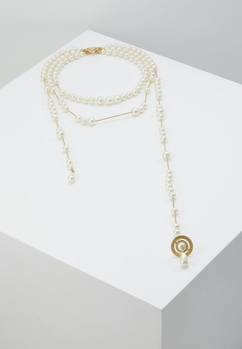 Vivienne Westwood - BROKEN NECKLACE - Necklace - yellow gold-coloured
