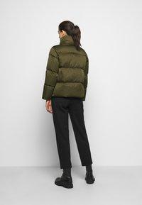 WEEKEND MaxMara - OFELIA - Down jacket - khaki - 2