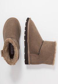 JETTE - Kotníkové boty - taupe - 3
