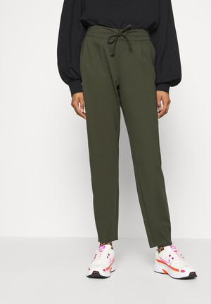 JDYPRETTY NEW PANT - Tracksuit bottoms - forest night
