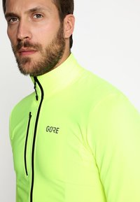 Gore Wear - THERMO  - Fleecová bunda - neon yellow - 3