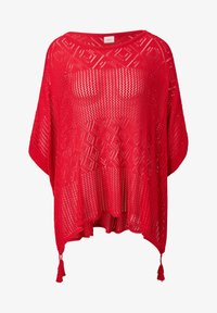 s.Oliver - Cape - red - 6