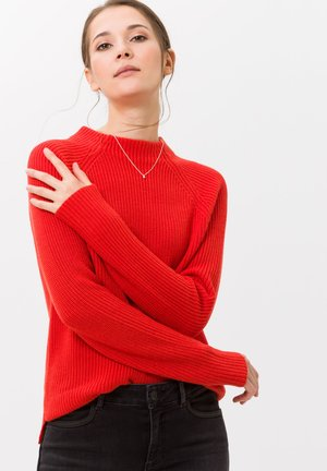 STYLE LEA - Jumper - red
