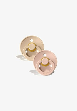 2 PACK VANILLA/BLUSH - SIZE 2 - Andre accessories - beige/light pink