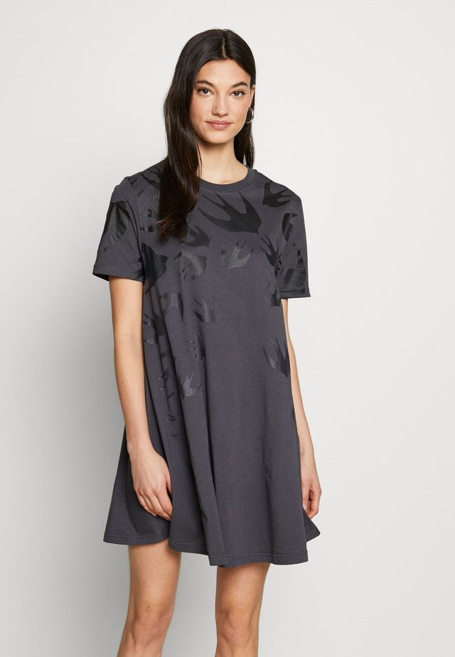 Vestido ligero - black ash