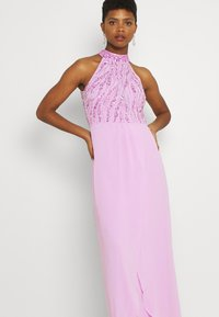 Lace & Beads - STELLA MAXI - Occasion wear - orchid bouquet - 3