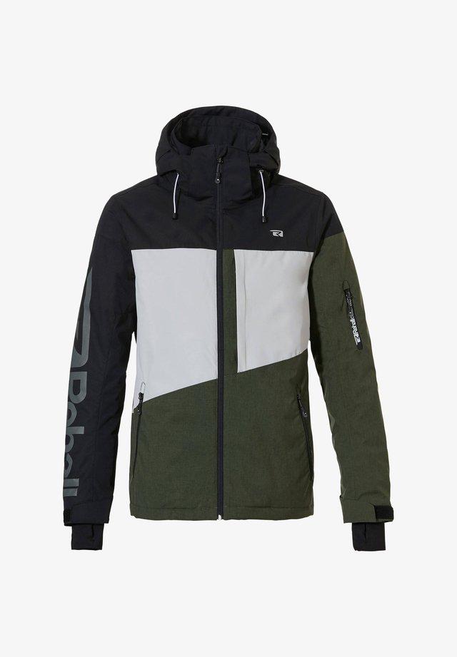 RIANN-R - Snowboard jacket - olive