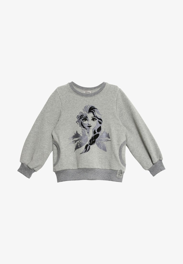 Wheat - FROZEN 2 ELSA - Sweatshirt - melange grey