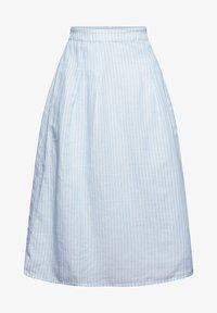 Esprit - A-line skirt - light blue - 9