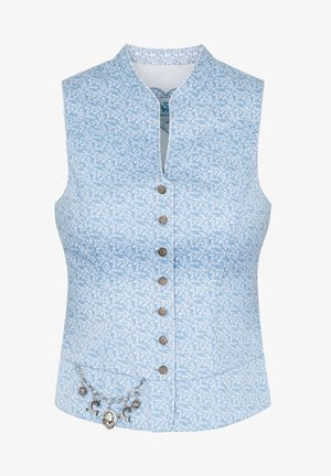 NEUTRAL - Waistcoat - light blue
